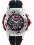 Krug Baümen 160509KM Kingston Maroon Mens Chronograph