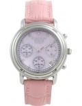 Krug Baümen 150572DL Ladies Principle Diamond Chronograph Watch