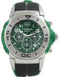 Krug Baümen 160505KM Kingston Mens Green Chronograph Watch