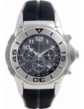 Krug Baümen 160508KM Kingston Grey And Black Chronograph Gents