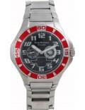Krug Baümen 140505KM Vanguard Black Steel Watch