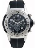 Krug Baümen 160506KM Kingston Black Mens Chronograph