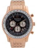 Krug-Baumen 600602DS Mens Air Traveller Diamond Watch
