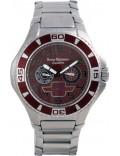 Krug Baümen 140504KM Vanguard Brown Steel Watch