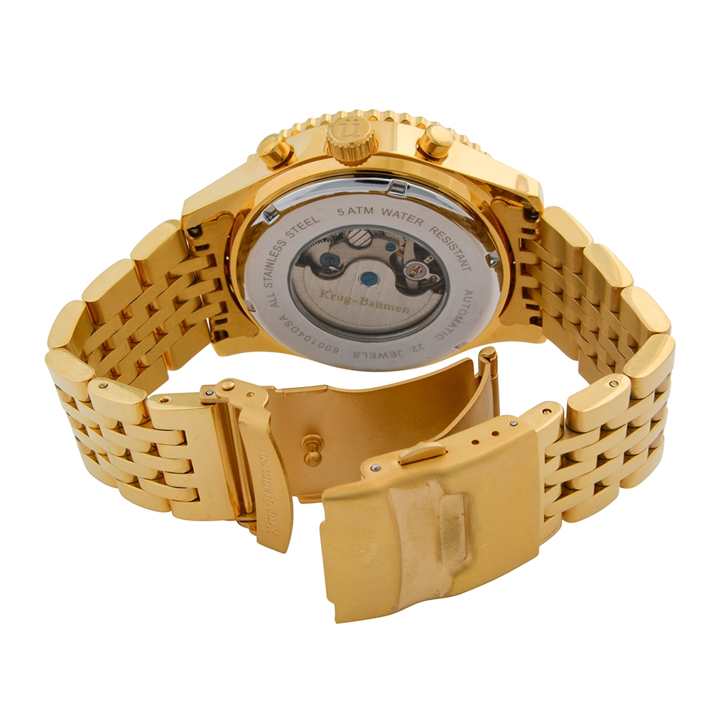 Mens Air Diamond Automatic Traveller Watch 0m8nwNv