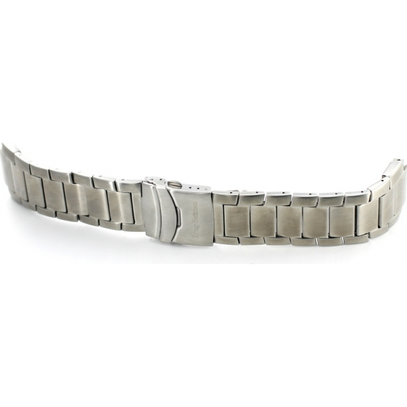 Krug-Baumen 14060STRAP Mens Vanguard Steel Replacement Strap
