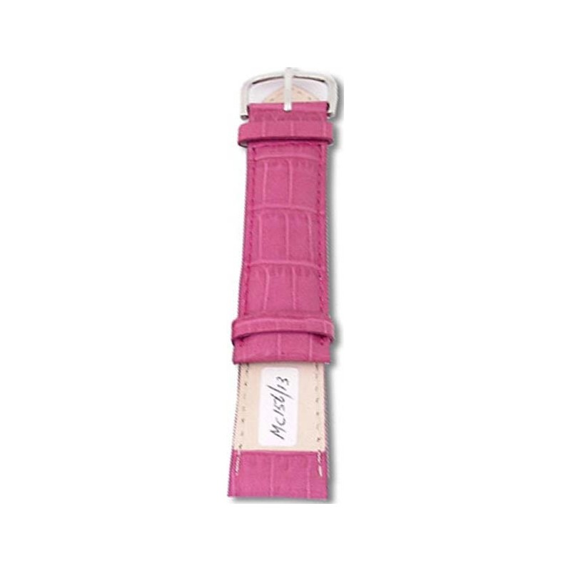 Krug-Baumen MC15613G Vibrant Pink Leather Replacement Mens Principle Strap