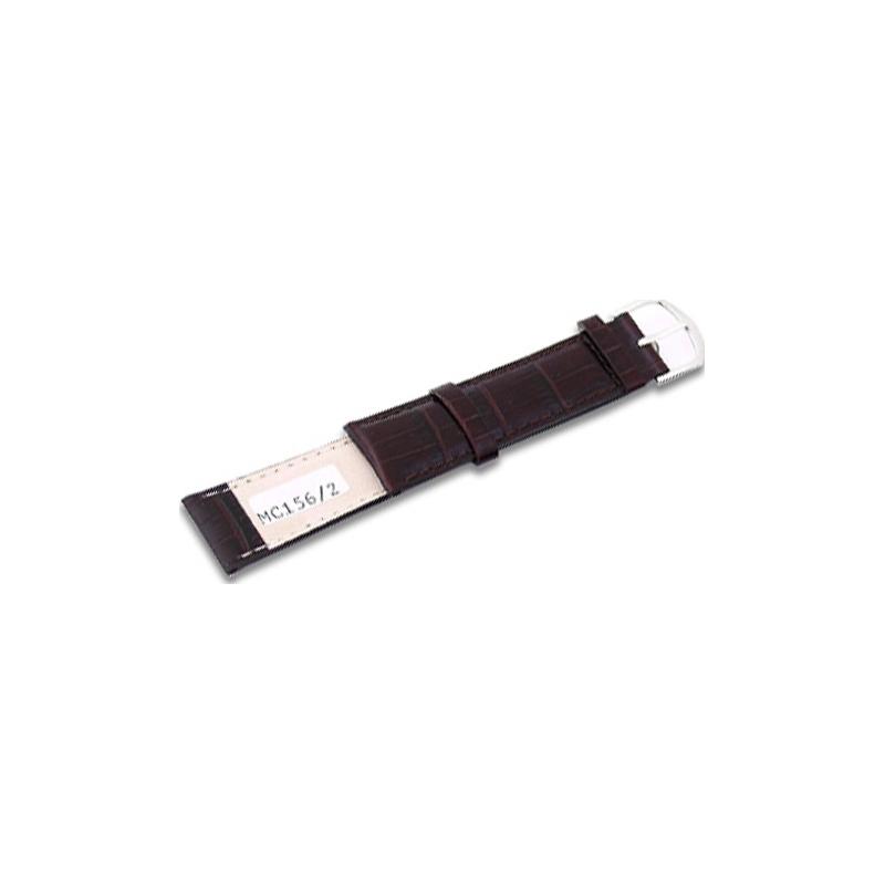 Krug-Baumen MC1562L Dark Brown Leather Replacement Ladies Principle Strap