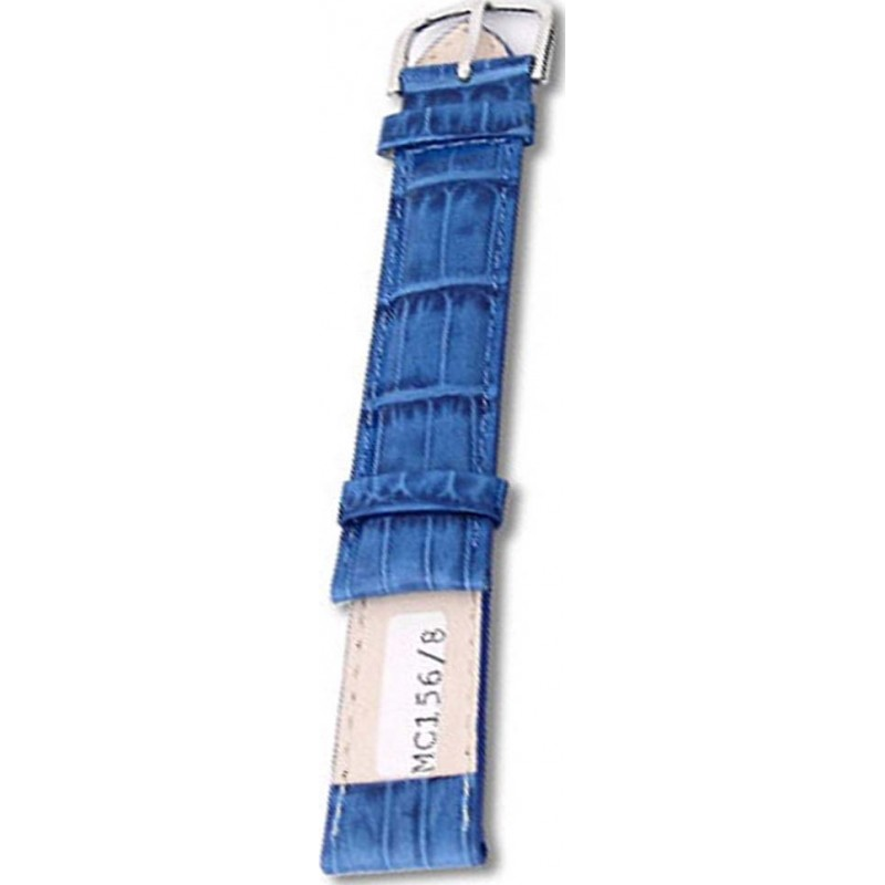 Krug-Baumen MC1568G Sky Blue Leather Replacement Mens Principle Strap
