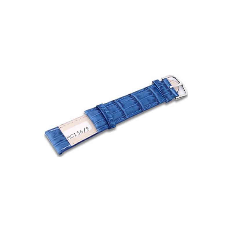 Krug-Baumen MC1568L Sky Blue Leather Replacement Ladies Principle Strap