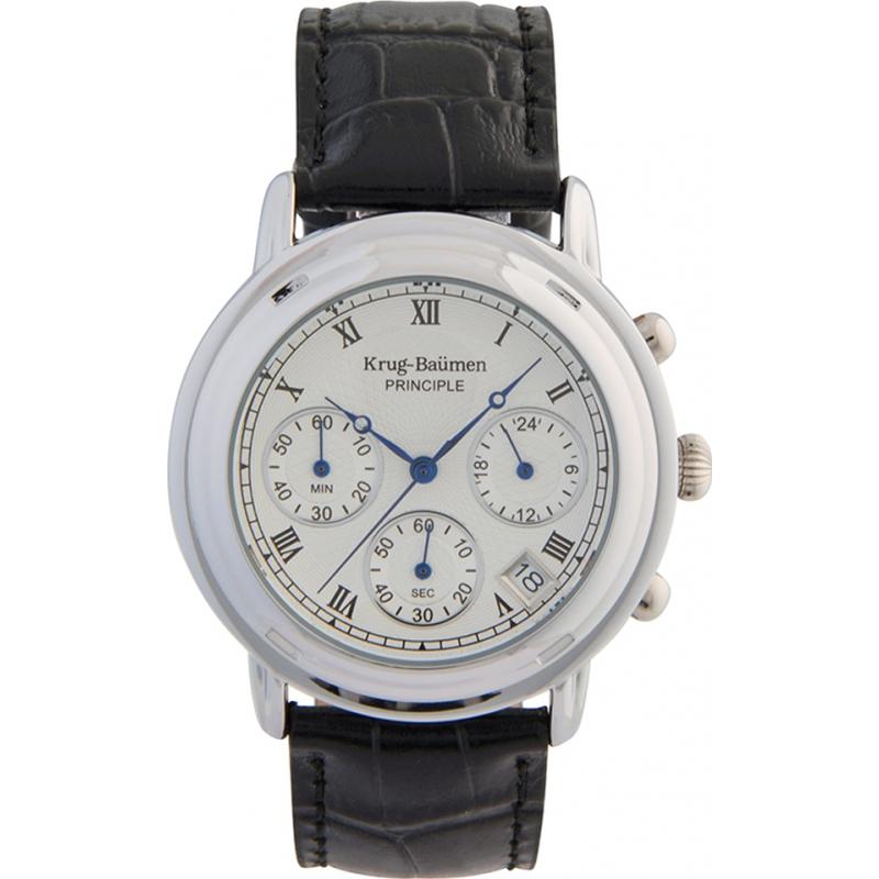 Krug-Baumen 2011KM Principle Classic Mens Chronograph Watch